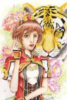 Princess of Wu by Eye-Rine