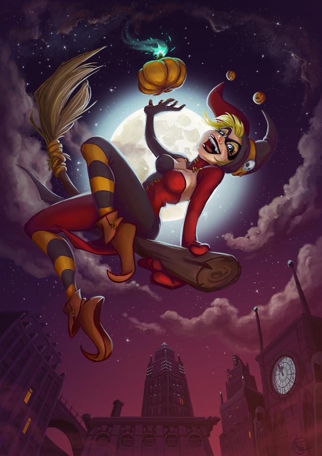 Halloween by Anthea-Papillon