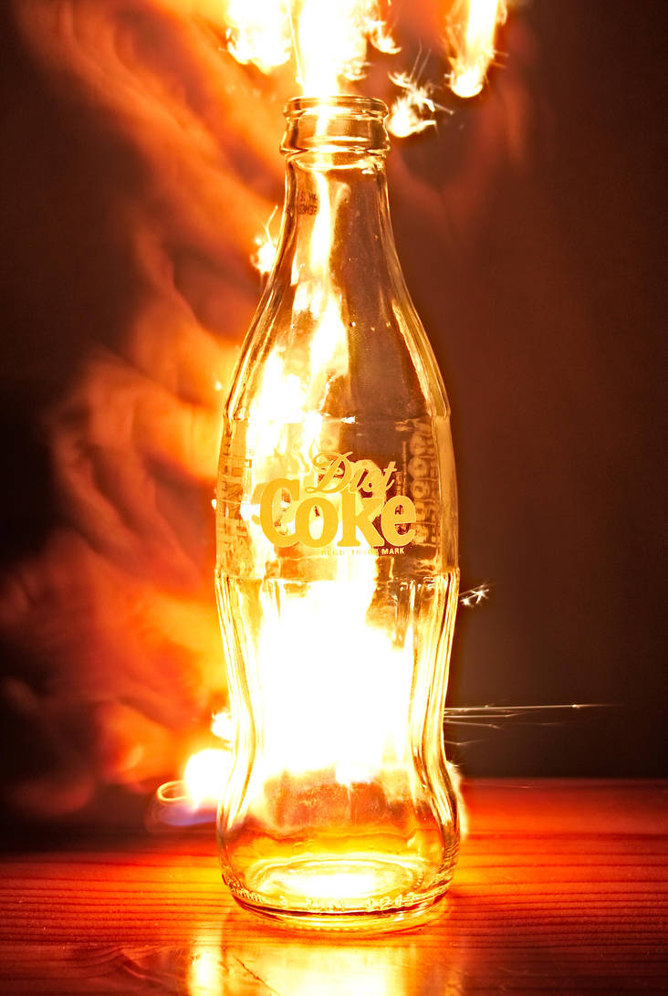 Explosive Coke by dylanridley