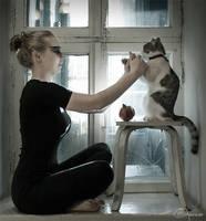 Cat Story by ElenaOprea