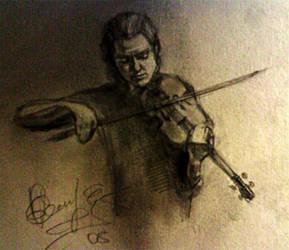 New Violin by ElenaOprea