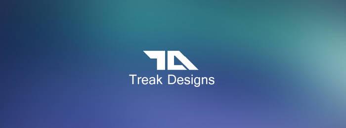 Me own Logo [ Treak Designs ] by TreaKArt