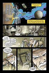 the Traveler Chapter 1, page 6 by MrFishLee