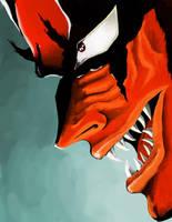Devilman by yoshdestroys