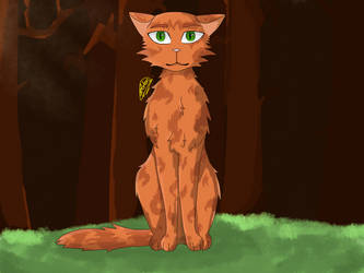 Firestar Redraw by GoldenflareDraws