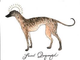 Saint Quiquenfat by LemniscateSnake