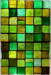 Wine Bottle Window by LemniscateSnake