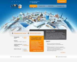 Fourth line company Site by box426