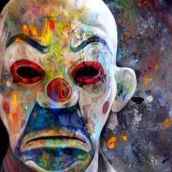 A Clown Mess by NickyBarkla