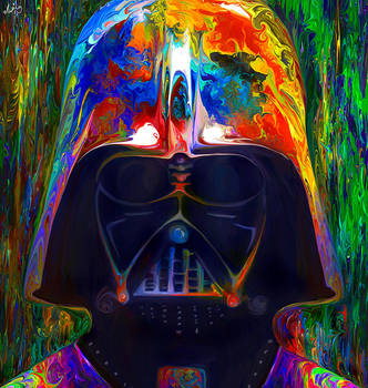 Darth Vader by NickyBarkla