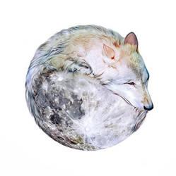 Lone Wolf by NickyBarkla
