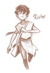Rikter fanart new by the-art-of-B