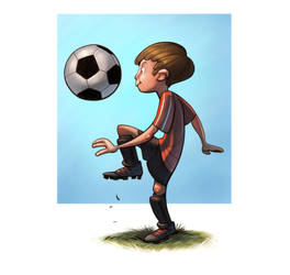 1 - Soccer by the-art-of-B