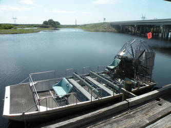 Airboat by Timpani10