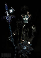 Iplehouse Chris Vampire BJD by Pepstar by PepstarsWorld