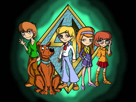 Mystery Inc by Vederick