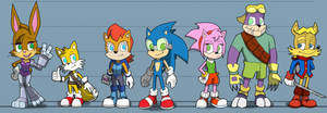 Sonic Freedom by Vederick