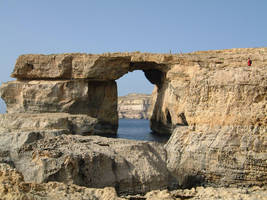 Azure Window by cocacolagirlie
