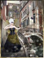 Venice Dreams by cocacolagirlie