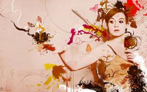 'L'orange femme' by cocacolagirlie