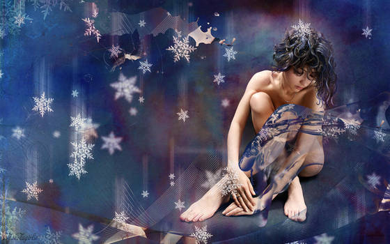 'Still Winter' by cocacolagirlie