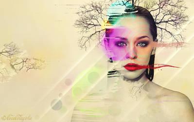 'Look @ me' by cocacolagirlie