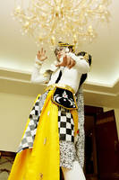 Wayang: hanoman by kazuhyun