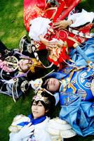Soryuden:Family by kazuhyun