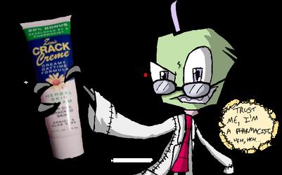 Zim is a Pharmacist by InsanelyADD