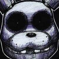 Day 12: Bonnie the Bunny by InsanelyADD