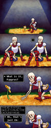 SkeleChara Page 1 by InsanelyADD