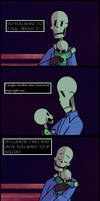 SkeleChara Page 9 by InsanelyADD