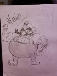 wario by MegaboatmaN