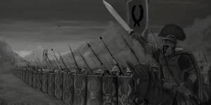 roman army by serkanavci