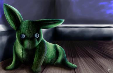 .:The Rabbit:. by TAyami