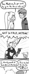 RWBY: Weiss's Dilemma by ObsidianWasp