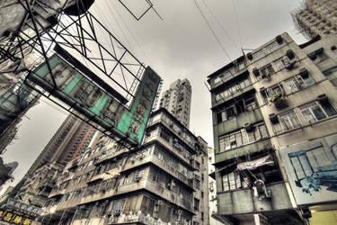 Gotham HK by Beschty
