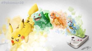 Pokemon20 by Gkenzo