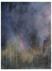 purple storm by czochanska
