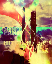 DON'T PANIC by COCCOBANANA