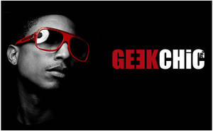 Geek Chic - Pharrell by a2designs