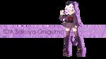 TDA Sakuya Onigumo by HanaMisaki177