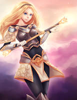 LoL: Lux by Wernope
