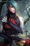 Mega Gardevoir Shiny -The Widower- by LainValentine