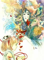 dream encounter by Asfahani
