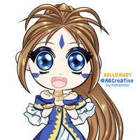 ABCreative - Belldandy by framboosi