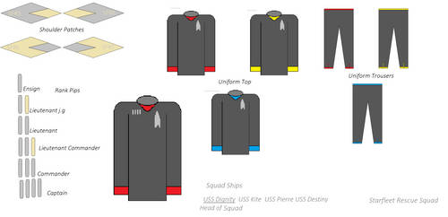 SFRS Standard Duty Uniform Concepts by millylove1098