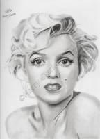 Marilyn Monroe by rj700