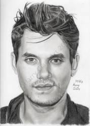 John Mayer by rj700