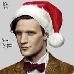 Matt Smith by rj700